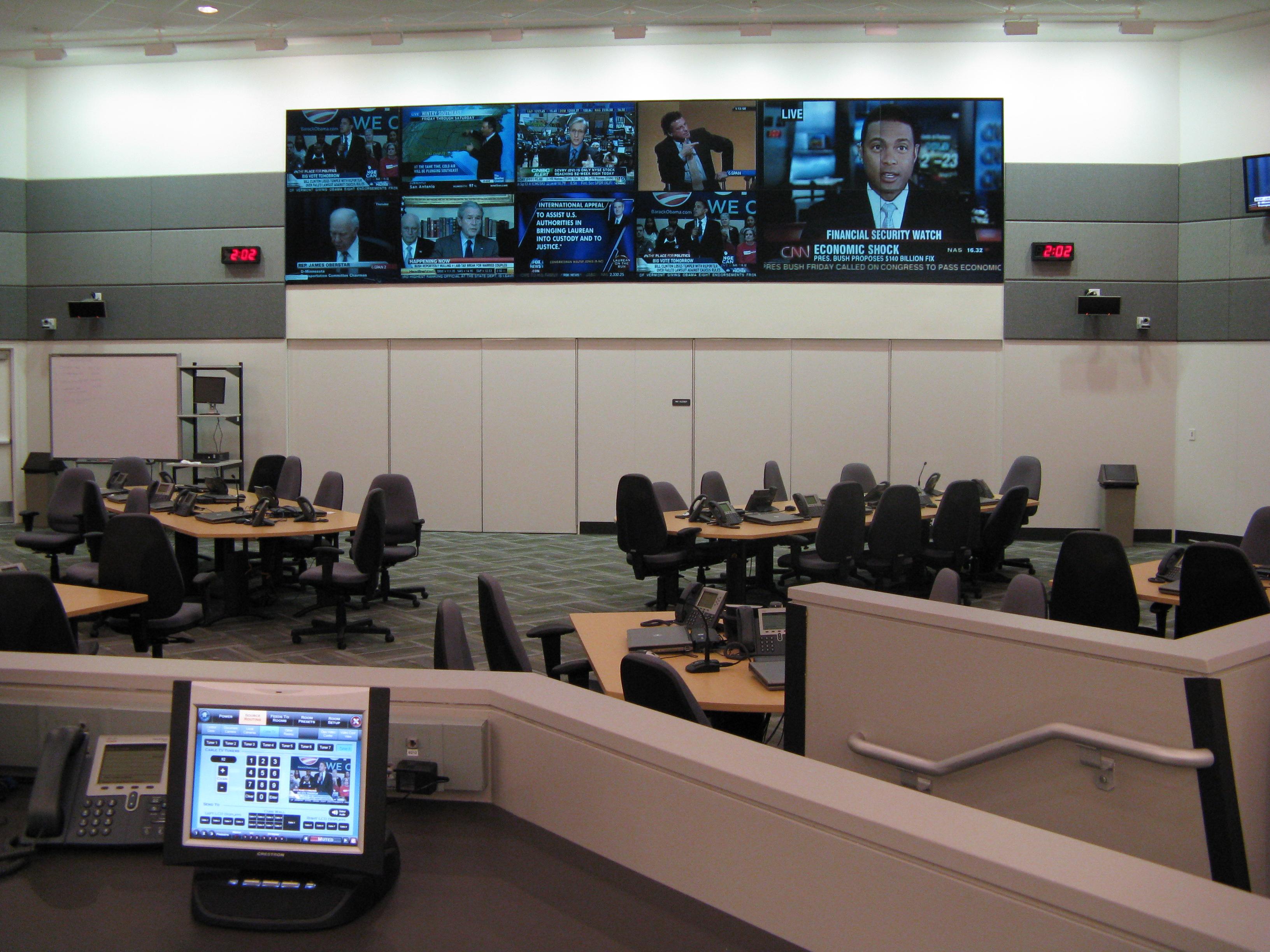 CIty of San Antonio - Emergency Operations Center