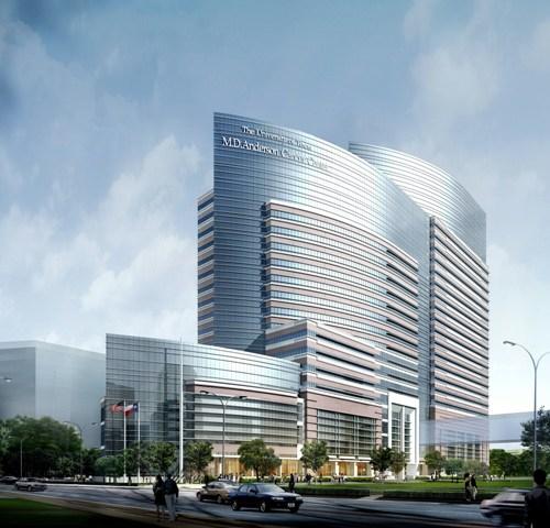 MCA Installs DAS for MD Anderson's 1MC Building