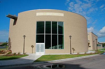 University Of Houston - CEMO Hall