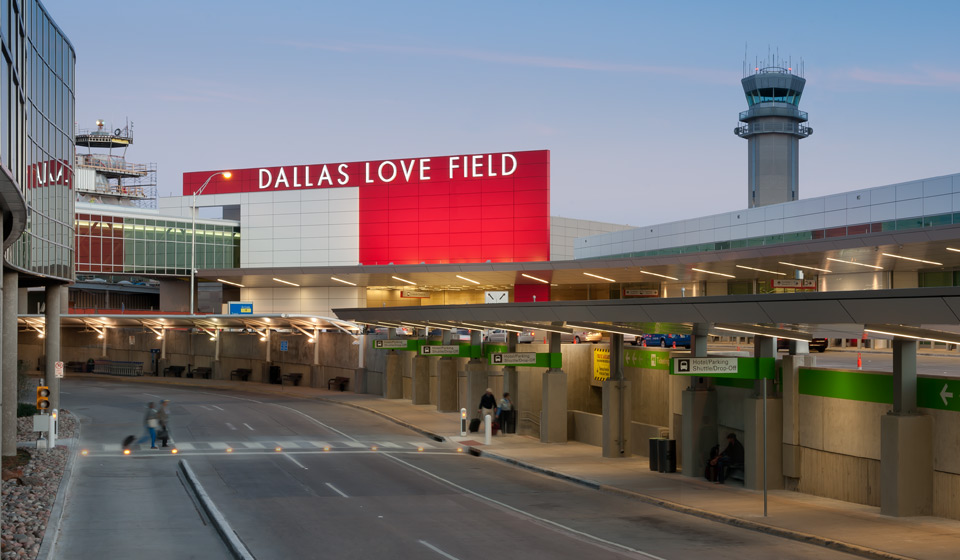 MCA installs a DAS for Love Field Airport in Dallas, TX