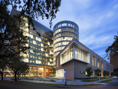 MCA installs network cabling system for Rice University's BRC Building