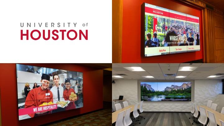 University of Houston - AV Technology