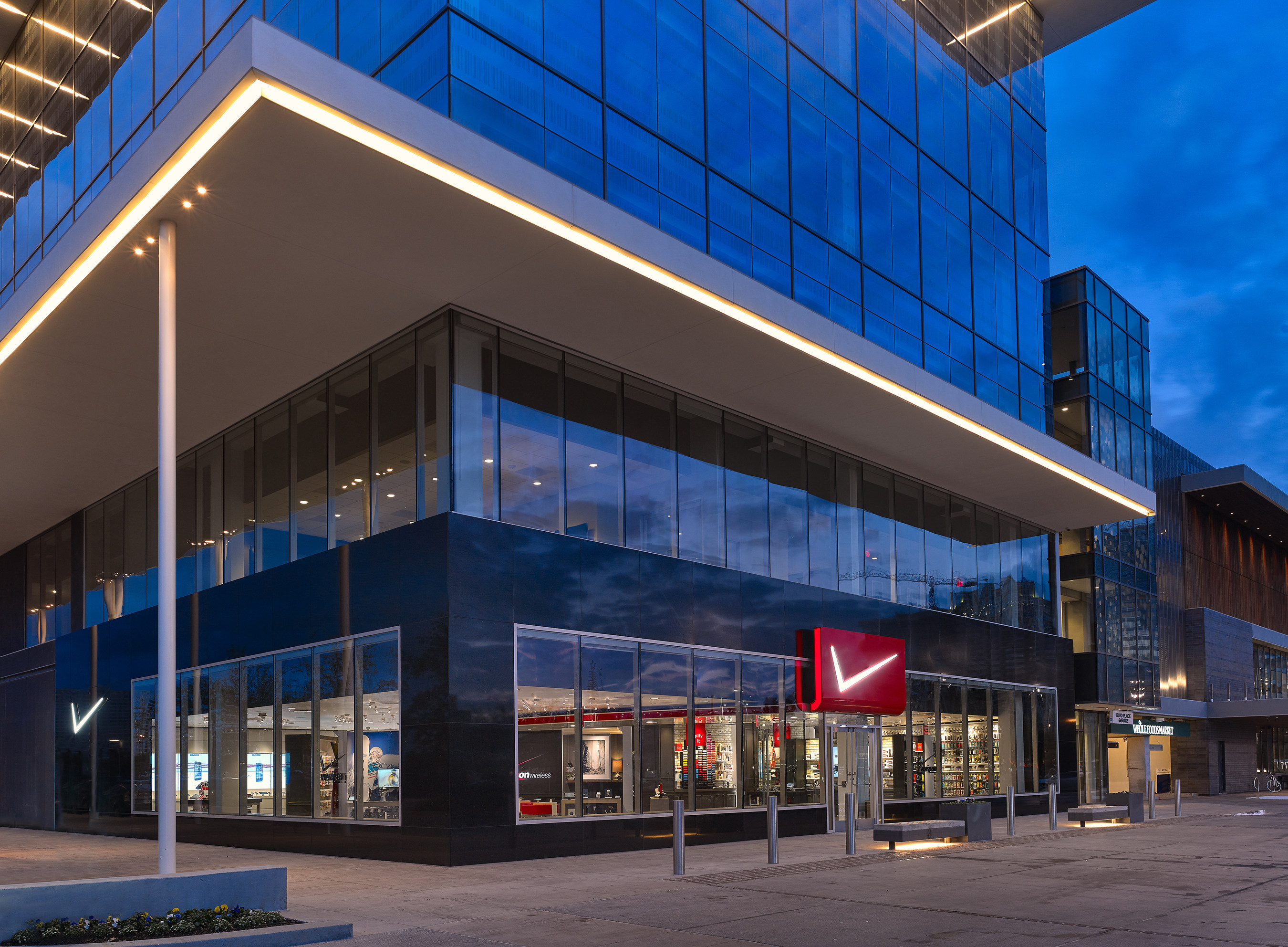 MCA installs a DAS for the Verizon Wireless Houston Corporate Office and Stores